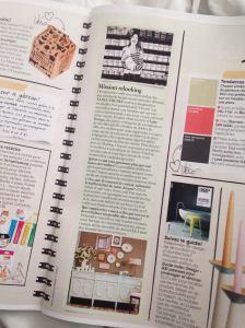 Aube créations dans le magazine VERO printemps 2015