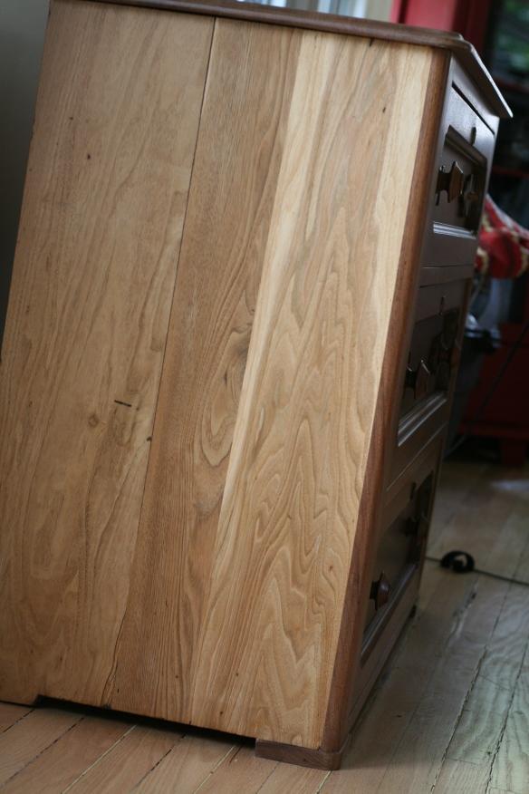 meuble en merisier - Aube design