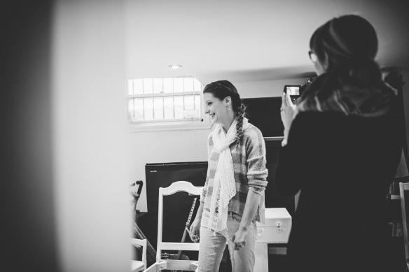 Aube créations en action avec Vanessa Sicotte