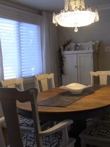 Look Zen - meuble antique modernisé - Création Aube design