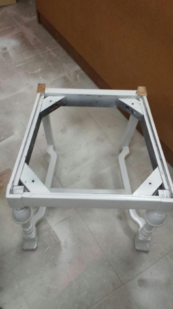 base de chaise modifiée