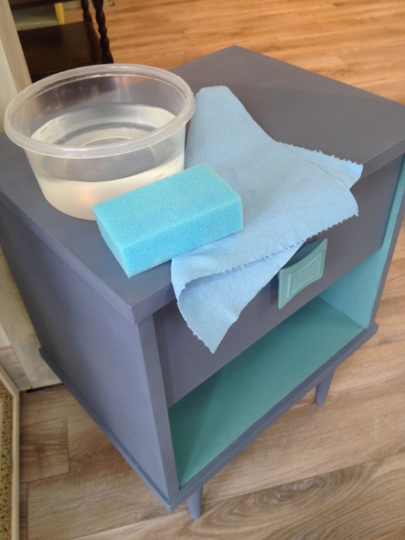 nettoyer un meuble en bois