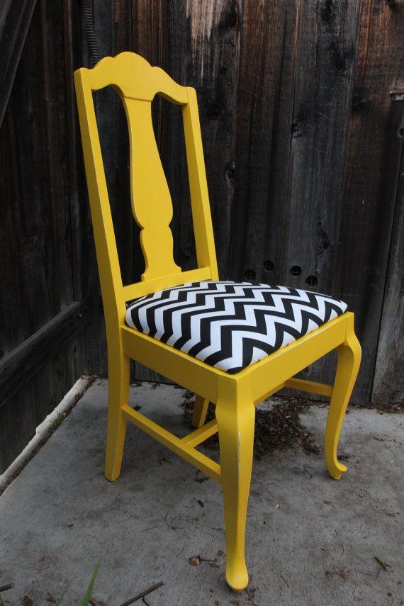 Chaise revalorisée