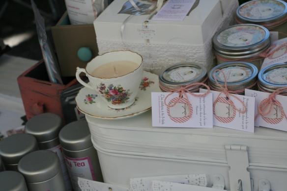 Bougies Ateliers à la môde - Kiosque Aube créations