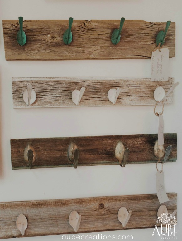 support en bois de grange