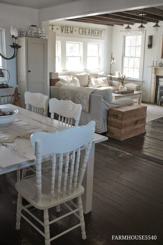Image4 inspiration déco meuble AUBE - Style Farm house